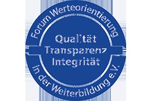 Forum Werteorientierung Logo